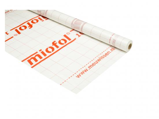 Miofol 100S 1.50x50m dampremmende folie