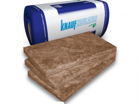 Knauf Acoustifit glaswol 1350x600x90 mm Rd=2,40